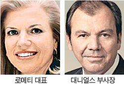 '100살 공룡' IBM 첫 여성 CEO 나오나