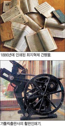 가톨릭출판사 문서 선교 125년, 잡지ㆍ단행본 등 5000여종 발행
