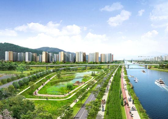 동부건설, '인천 계양 센트레빌' 2차 710가구 분양