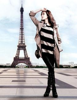 [2011 올해의 브랜드 대상] 샤트렌, 30~40대 여성캐주얼 … 이젠 해외시장으로