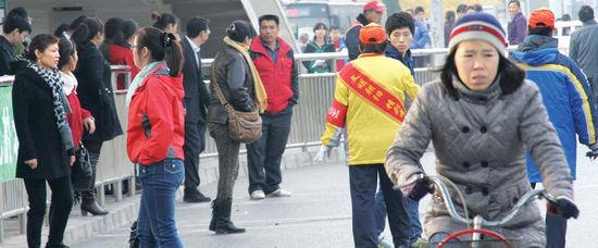중국의 겨울…베이징에선 물이 얼고 상하이선 사람이 언다