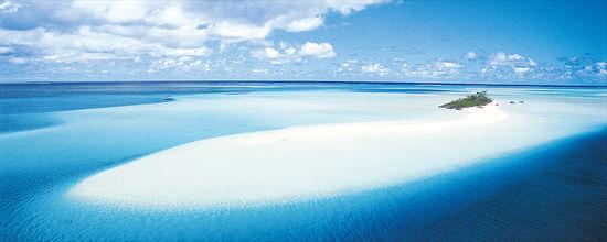 천국과 가장 가까운…시간도 쉬어가는 '신비의 섬'
