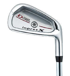 [Golf] 야마하 '인프레스X D 포지드 아이언', 반발 타구면적 확대…비거리 확 늘려