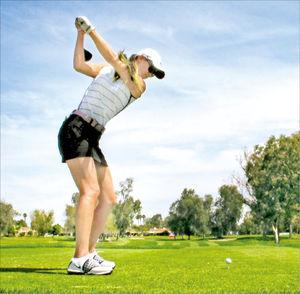 [Golf] 롱기스트홀에서 장타 날리려면…스탠스 넓히고 백스윙 매끄럽게 해야