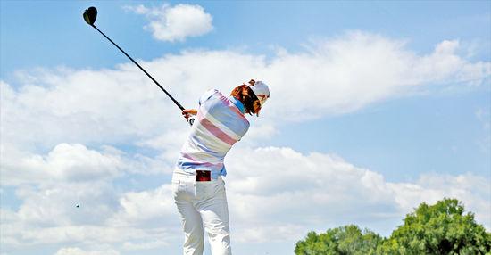 [Golf] 스윙 템포의 비밀…다운스윙은 백스윙보다 3배 빠르다