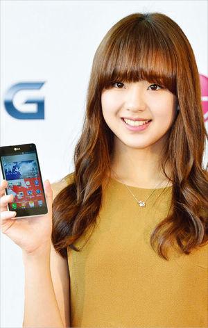 최강 하드웨어 'G폰'…갤럭시S3·아이폰5와 정면승부