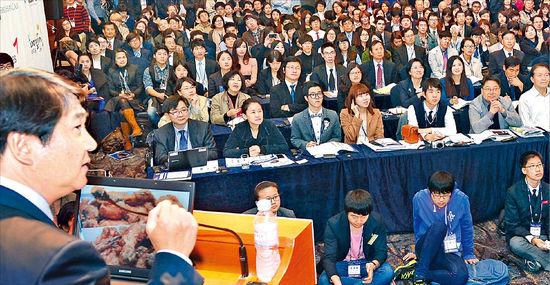 [글로벌 인재포럼 2012] 청년 일자리가 반값등록금보다 먼저다
