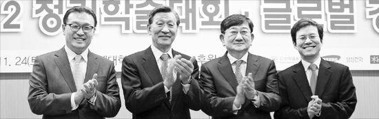 글로벌 최고경영자상에 박영주 이건산업 회장