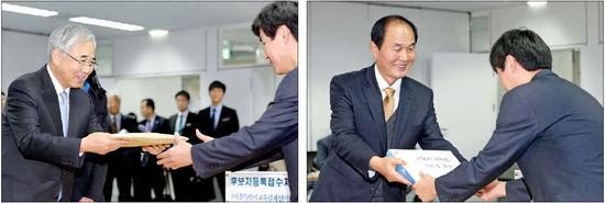 막 오른 서울교육감 재선…후보등록 보수4 · 진보1