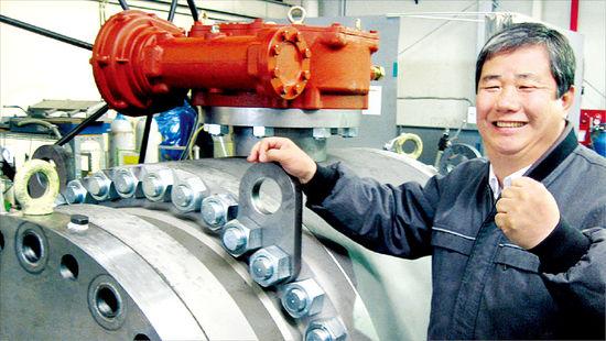 물 제어 기술로 수출길 꽉 잡은 '밸브형제'