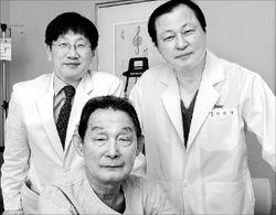 삼성서울병원, 말기 심부전 70代에 인공심장 이식 성공