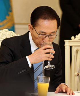 李대통령, 일부 참모 '특사반대'에 고뇌 속 결심