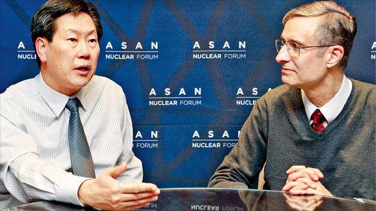 """[시진핑 10년, 기로에 선 한국] """"한국에 美전술핵 재배치…中 압박해야 북핵 막는다"""""""