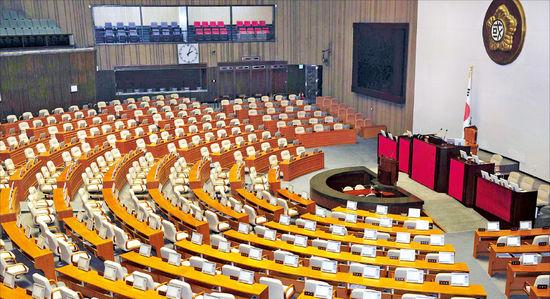 국회, 21일 정부조직법 처리시도…문방위 막판진통