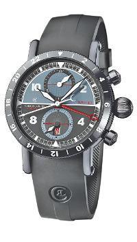 타임마스터 크로노그래프 GMT S-레이 007
