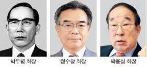 선친 박두병·친형 용성 이어 대한상의 '3父子 회장'