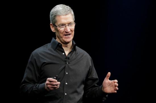 애플 실적 발표 후 시간 외 거래 4.76% 올라 … 2분기 실적 시장 예상 웃돌아