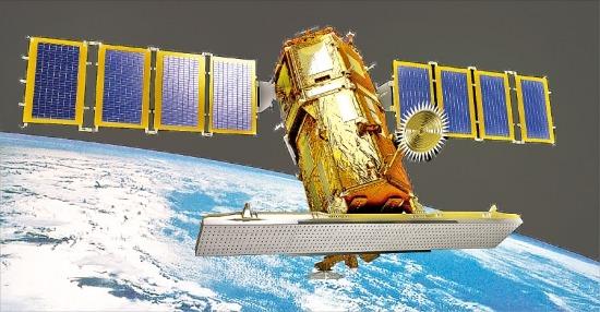 전천후 실용위성 '아리랑 5호' 러시아에서 발사