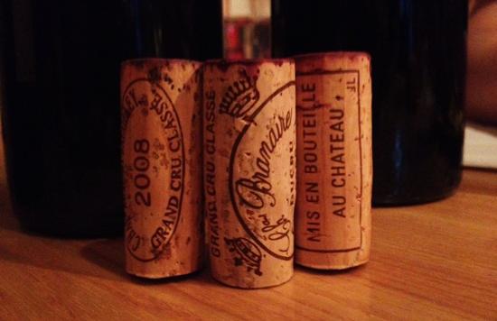 사진=와인의 향을 머금고 있는 코르크 마개들.