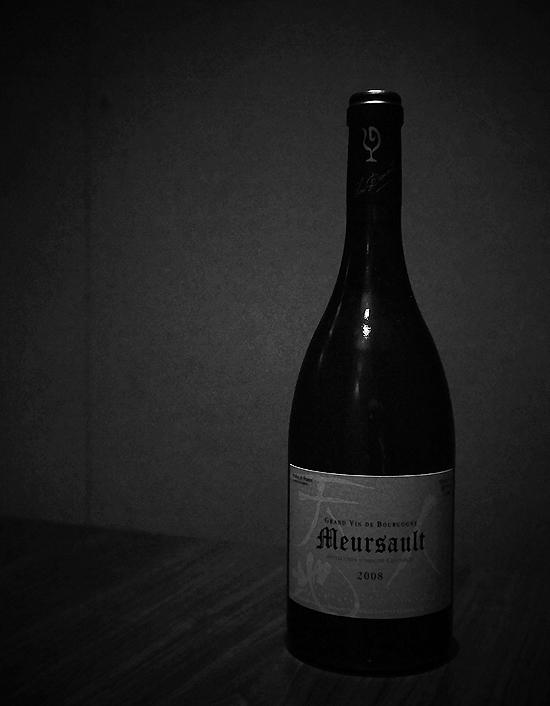 사진= 도멘 '루 뒤몽'의 화이트 와인 '루 뒤몽 뫼르소'. 사진=김민성 기자