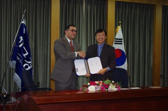 한국경제신문,  유엔협회세계연맹과 MOU 체결