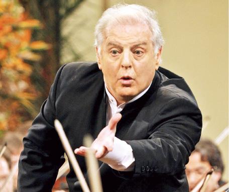 [음악이 흐르는 아침] 평화를 외치는 지휘자 다니엘 바렌보임