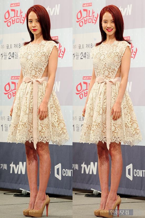 [오늘★봤다] 송지효, '멍~지효'와 '에이스'가 공존…'연기가 기대되네~'