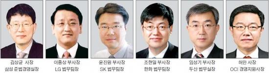 대기업 법무팀은 '만능 해결사'