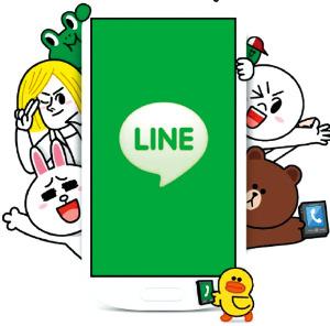 [모바일 메신저] 라인, 日국민 메신저로 인기…2014년 가입자 5억명 목표