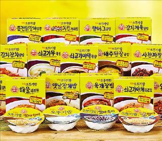 [한경마케팅대상] 오뚜기(오뚜기밥), SNS 이벤트로 소비자와 소통 강화…매출 50% '껑충'