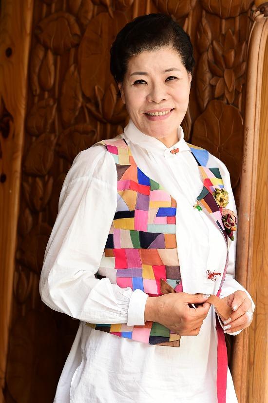 [인터뷰] 한복연구가 박술녀, '한국의 멋'을 외치다