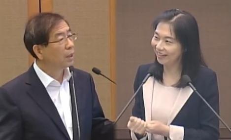 사진=유튜브 영상 / 박원순 최호정