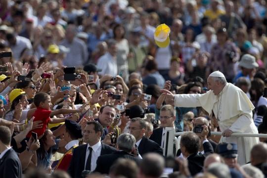D-7 프란치스코 교황 방한 … 방한 이유와 일정 확인해보니