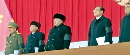 김정일 3주기…최용해·황병서 실세 재확인