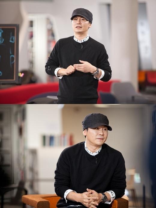 """'힐링캠프' 양현석 """"YG 로비설? 얼마전 경찰서에서…"""" 고백"""