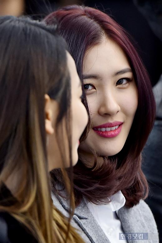 [포토] 선미, '매혹적인 눈빛'