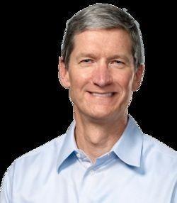 애플 CEO 팀 쿡. <한경DB>