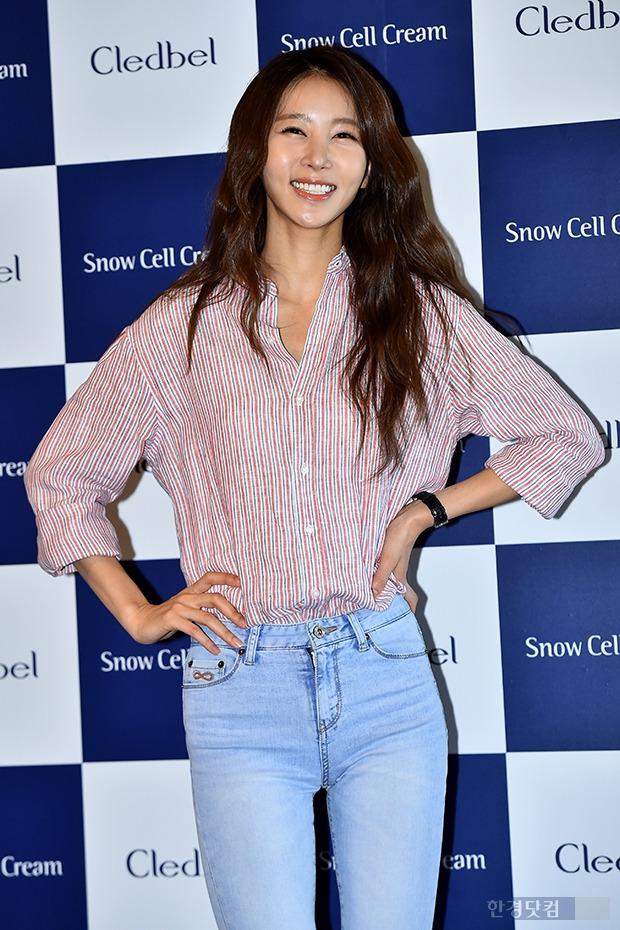 [포토] 김정민, '주변 밝히는 환한 미소'