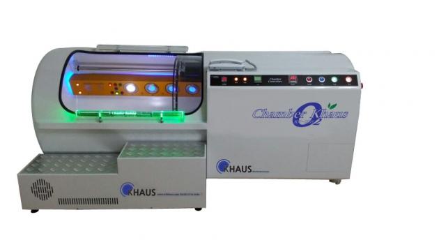 [실시간 생중계] 진메디칼 2015 대구뷰티엑스포에서 고압산소캡슐 KH-153S 신제품을 선보인다