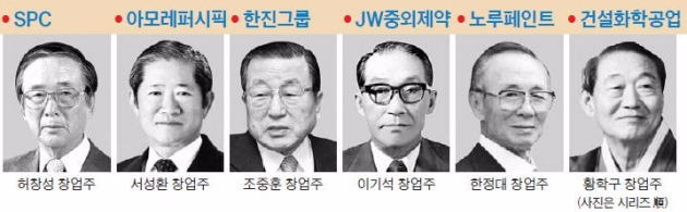 [광복 70년, 다시 기업가 정신이다] 위기의 대한민국 '해방둥이 기업'에 길을 묻다