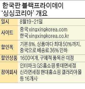 19일~21일 온라인 쇼핑몰 대할인