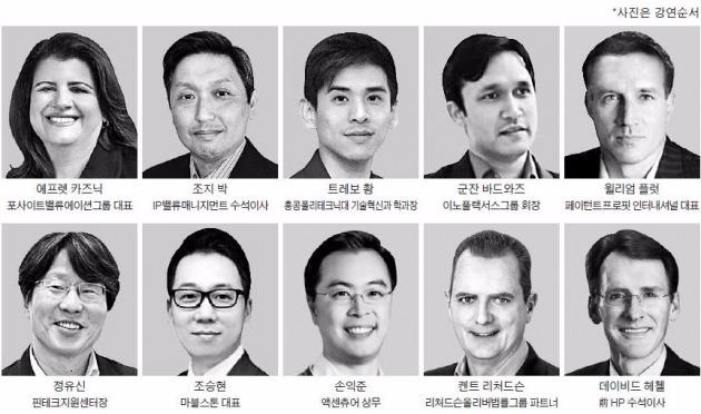 글로벌 지식재산 전문가 총출동…핀테크+IP금융 '융합의 길' 제시