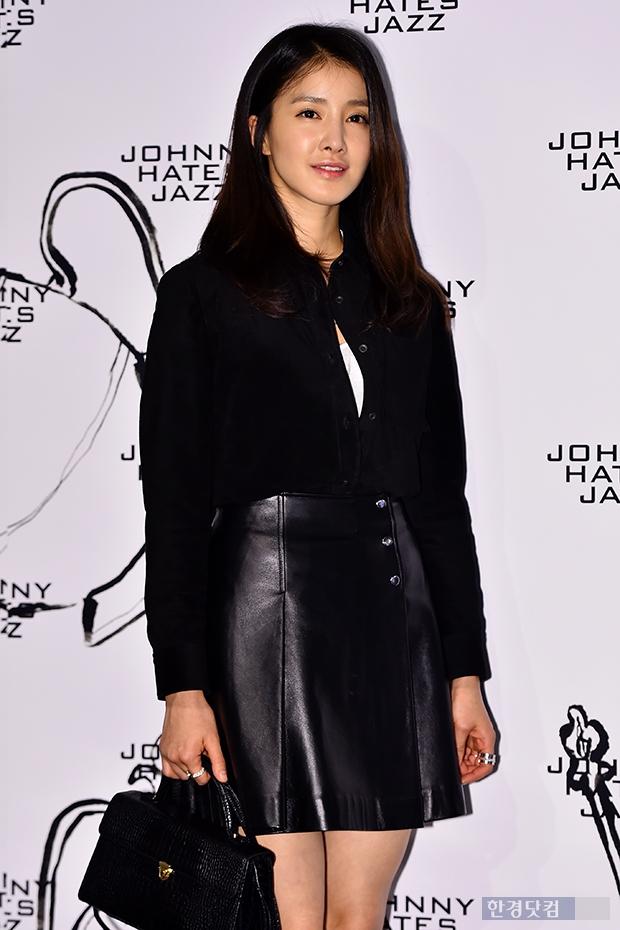 [포토] 이시영, '시크한 블랙 패션'