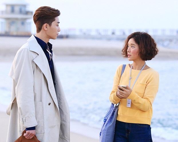 '그녀는 예뻤다' 수목극 1위, 황정음 박서준