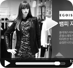 동영상으로 신상품 소개·옷 입는법 조언까지…내 손 안에 '백화점 TV'