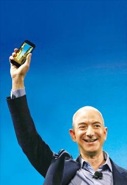 [강달러 파고 넘은 미국 IT기업] 제프  베조스 아마존 CEO, 미국 부자 순위 3위로 껑충