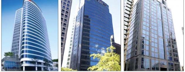 새 주인 못찾는 서울 오피스 빌딩