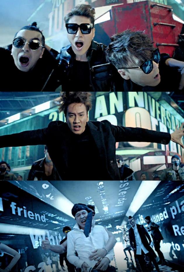 터보 '다시' 뮤직비디오