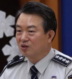 강신명 경찰청장