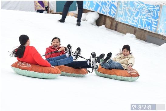 [영상] 2016 새해 겨울축제는 어디? 국내 최대 규모 눈사람 화제! '연천 구석기 축제' 추천!